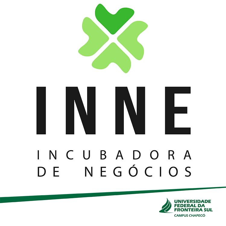 Cartaz INNE - Incubadora de Negócios - UFFS - Campus Chapecó