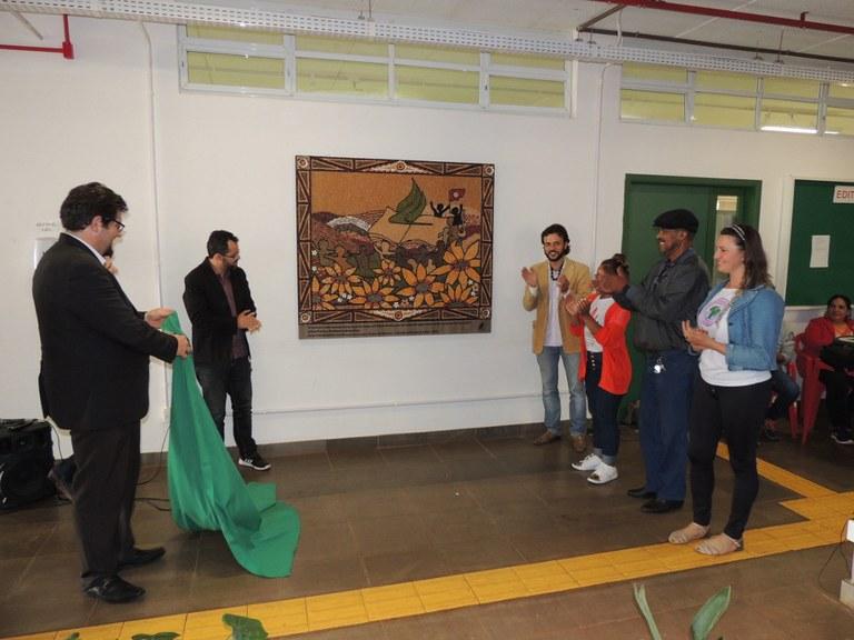 28092017 Inauguração quadro de sementes do Sifedoc - Wagner Lenhardt (25).JPG