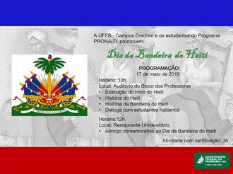 dia da bandeira haiti