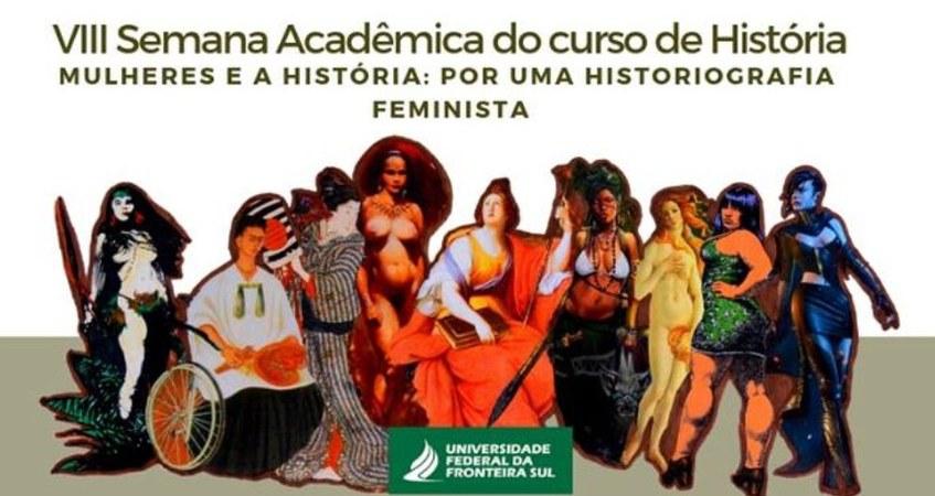 semana acadêmica história 2018