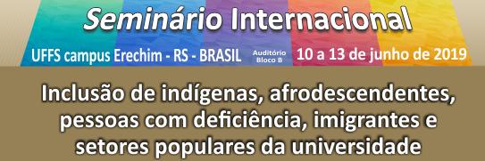 seminario internacional inclusão