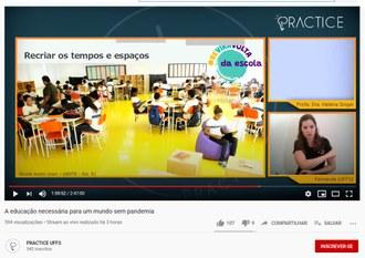 Encerramento de projeto de formação de professores que atuam no Projeto Escola Intercultural Bilíngue de Fronteira