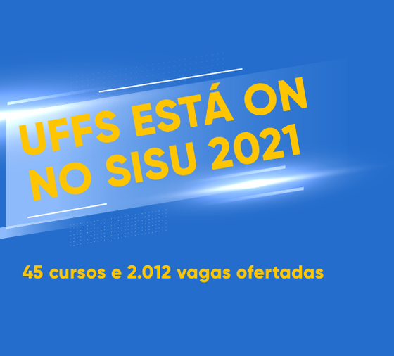 Cartaz com informações sobre adesão ao sisu