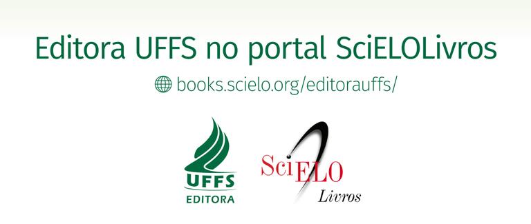 Destaque Editora UFFS no Portal Scielo