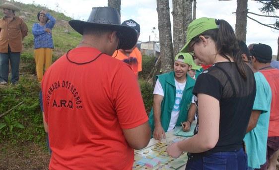 Atividade Fronteira em Movimento (Foto: Divulgação/UFFS)
