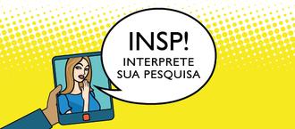 Card com informações sobre homologação de inscrições do Insp!