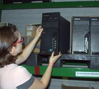 UFFS cede computadores para secretarias municipais