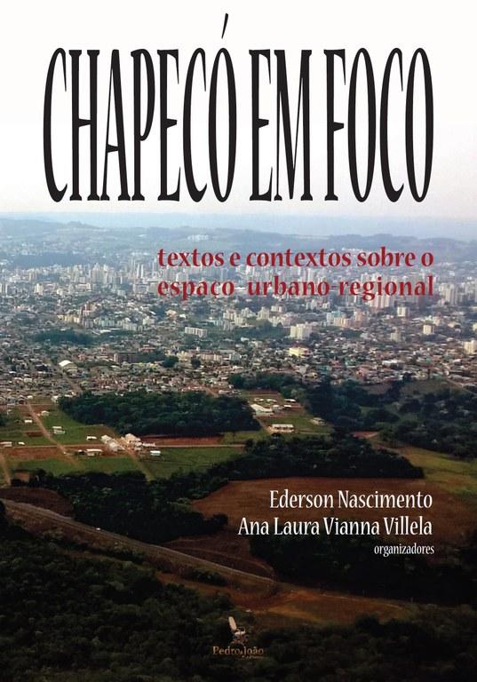 Capa do livro Chapecó em Foco