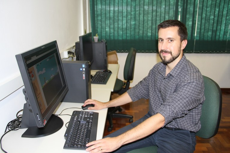 Professor Fernando Bevilacqua