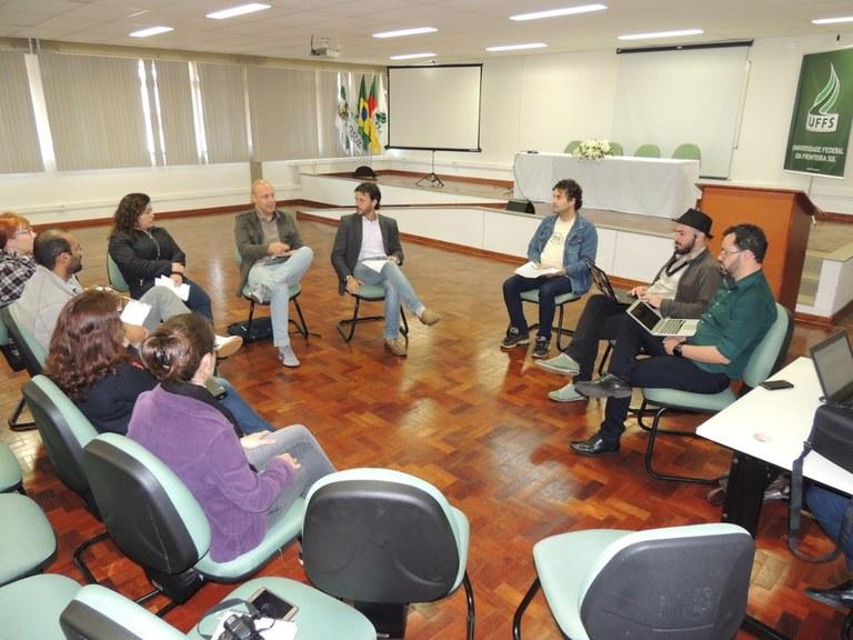 01092017 Seminário de Socialização dos GTs da II COEPE - Wagner Lenhardt (16).JPG