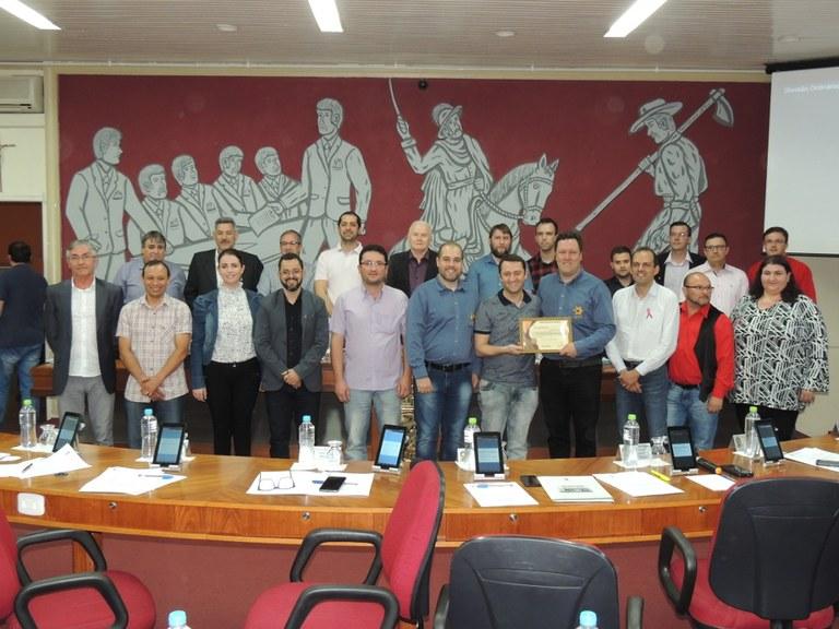 10102017 Votos ao curso de Agronomia na Câmara de Vereadores - Wagner Lenhardt (4).JPG
