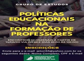 grupo de estudos políticas