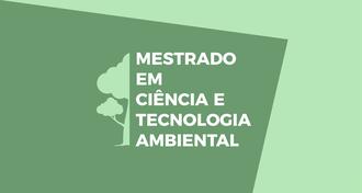 mestrado em ciência e tecnologia ambiental