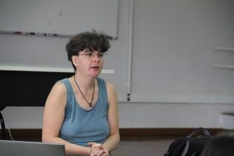 Angela Müller é engenheira agrônoma, formada na Universidade Kassel, na Alemanha