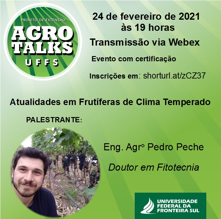 Agro Talks UFFS 24.02