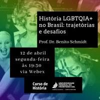 História LGBTQIA +