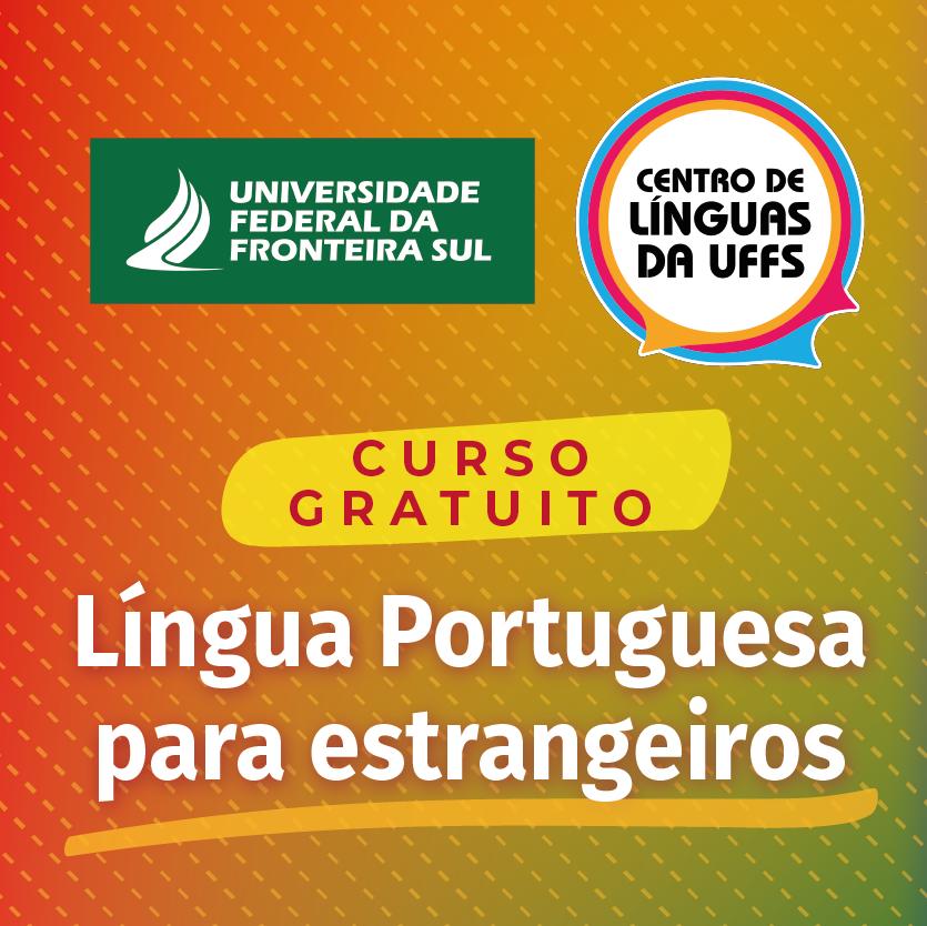 Língua portuguesa para estrangeiros