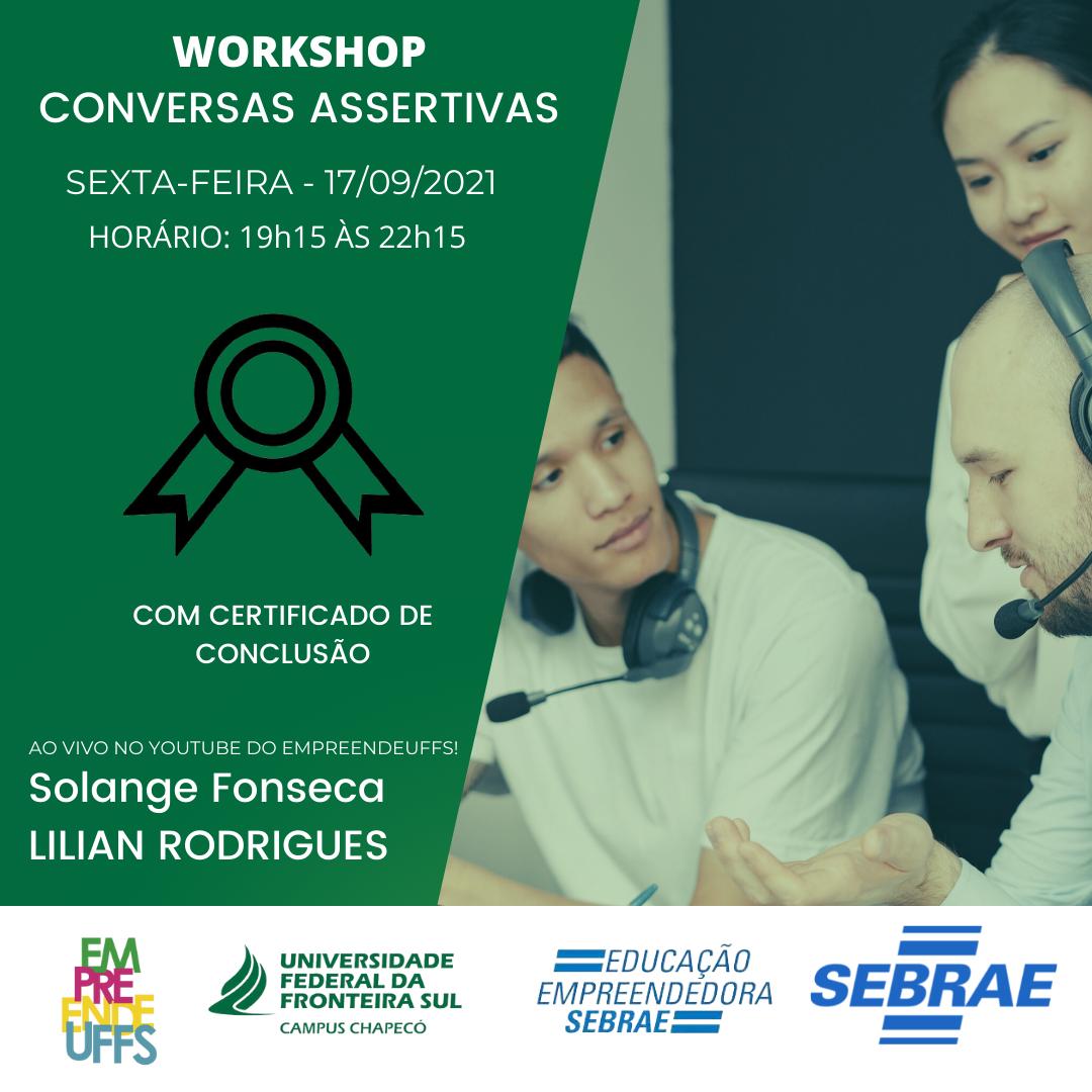 Workshop: Conversas Assertivas