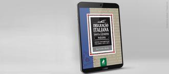 Livro Imigração Italiana