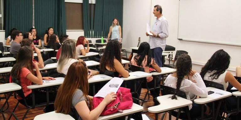 Pedagogia Campus Laranjeiras do Sul PIBID