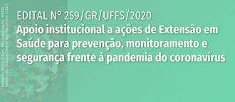 Cartaz com informações projeto de Extensão