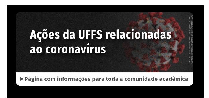 Coronavírus UFFS